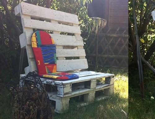 Möbel nicht nur für Garten und Terrasse